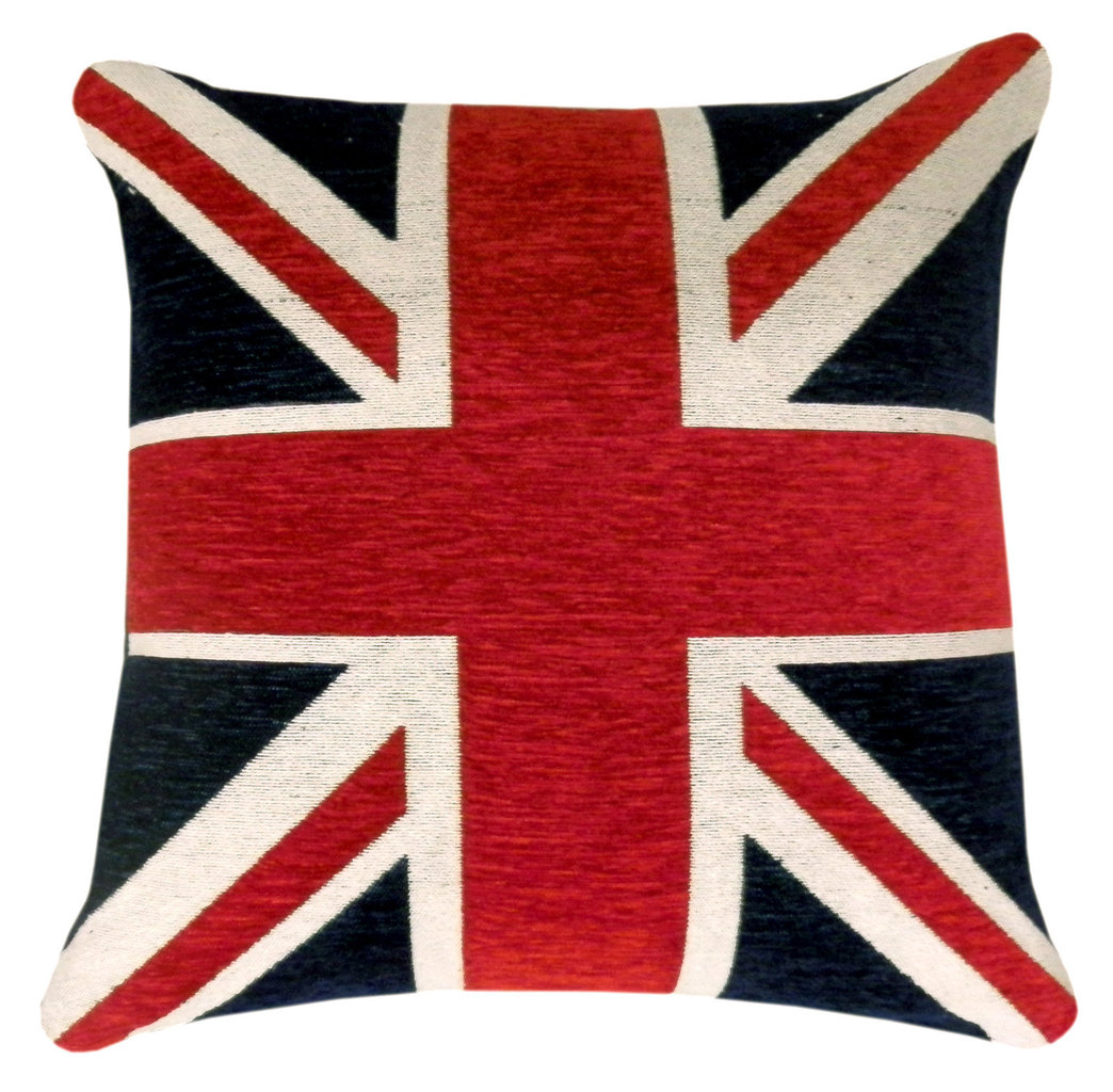 union jack kissen british stuff. Black Bedroom Furniture Sets. Home Design Ideas