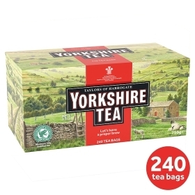 Yorkshire Tea 240 Beutel