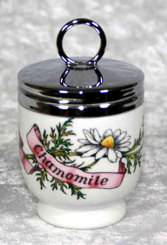 Royal Worcester Egg Coddler Chamomile