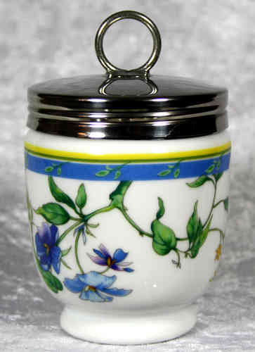 Royal Worcester Egg Coddler Pastorale King Size