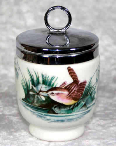 Royal Worcester Egg Coddler Birds