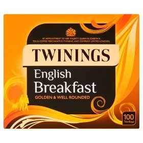 Twinings English Breakfast 100 Beutel