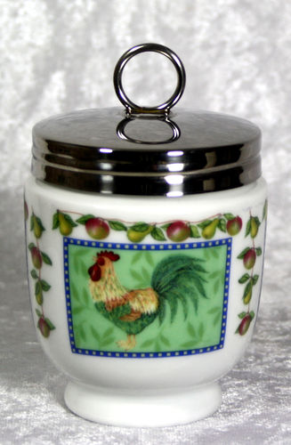 Royal Worcester Egg Coddler Cockerel King Size