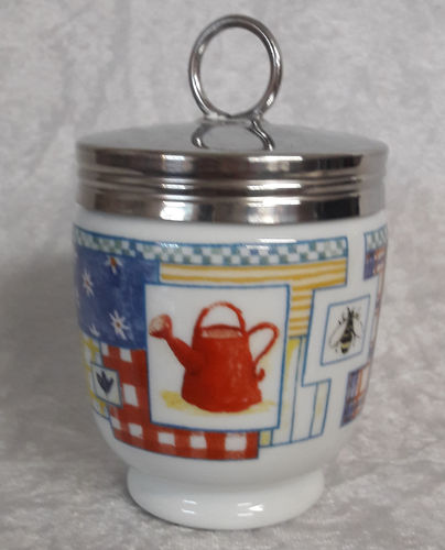 Royal Worcester Egg Coddler Patchwork King Size