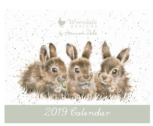 Wrendale The Country Set Kalender 2019