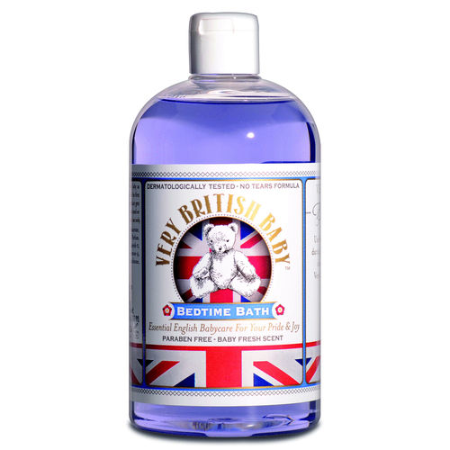 Very British Baby - Bed Time Bath