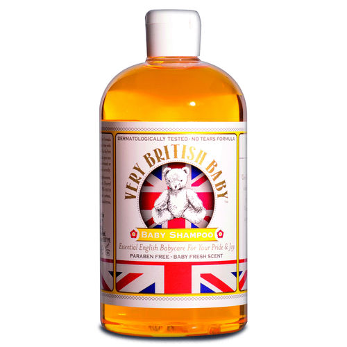 Very British Baby - Baby Shampoo
