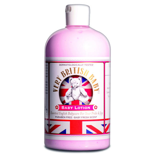 Very British Baby - Baby Lotion