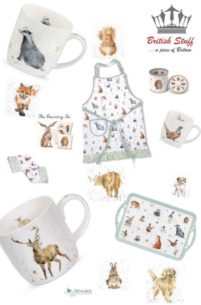 Wrendale Designs bei BRITISH STUFF kaufen