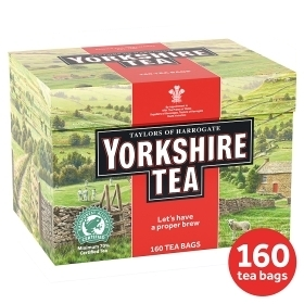 Yorkshire Tea 160 Beutel