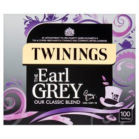 Twinings Earl Grey 100 Beutel
