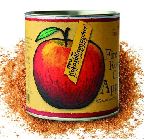 Fire Roasted Cinnamon Apple Spice NEU