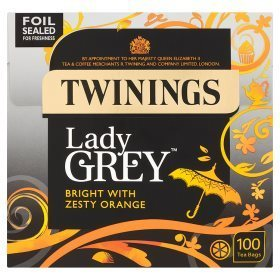 Twinings Lady Grey 100 Beutel