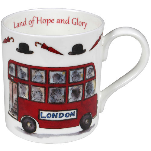 Land of Hope & Glory Kaffeebecher