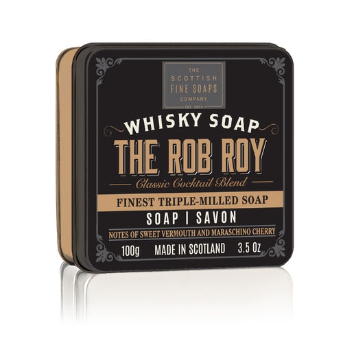 Soap in a Tin - The Rob Roy