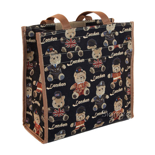Signare Shopper London Bear