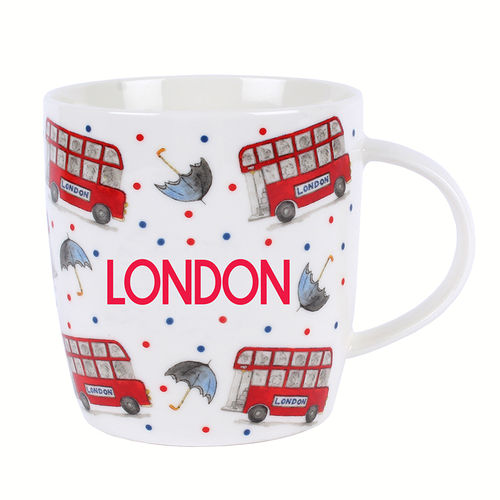London Icons Kaffeebecher