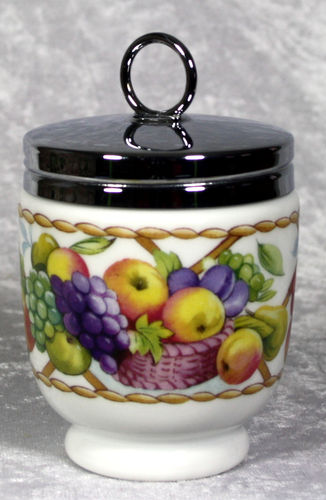 Royal Worcester Egg Coddler Fruit Basket