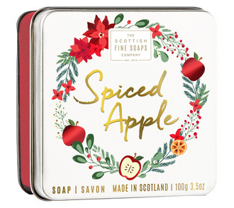 Soap in a Tin - Spiced Apple