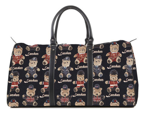 Signare Reisetasche London Bear
