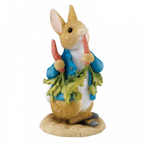 PETER RABBIT Ate Some Radishes