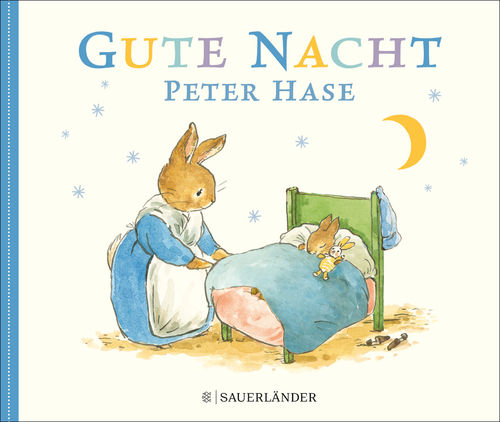 Beatrix Potter : Gute Nacht Peter Hase