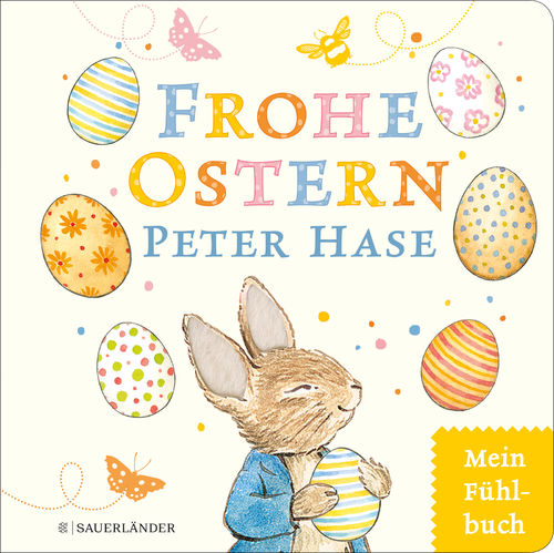 Beatrix Potter : Frohe Ostern, Peter Hase